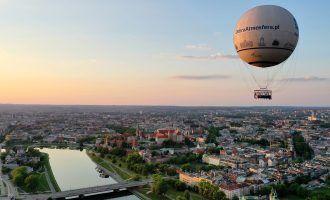Balon Widokowy Kraków